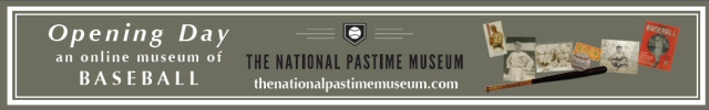 Go to The National Pastime Website